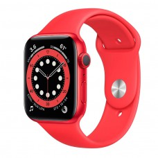 Часы Apple Watch Series 6 GPS 40mm Aluminum Case with Sport Band RED